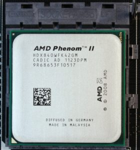 AMD Phenom II Processors