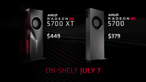 Radeon 5700 XT(Best NVIDIA and  AMD Graphic Cards in 2020)