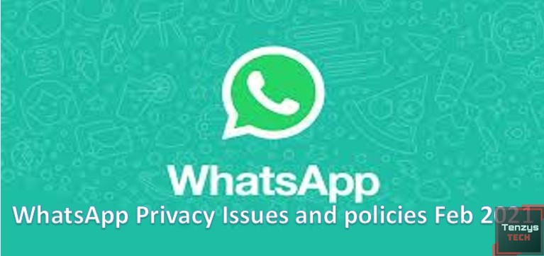 whatsapp privacy issues